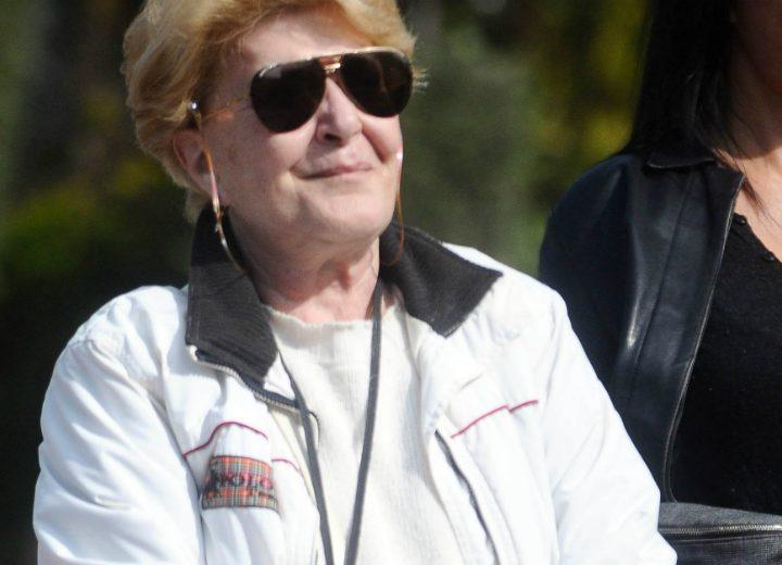 H Bάσια Τριφύλλη έγινε γιαγιά από την υιοθετημένη κόρη της – News.gr