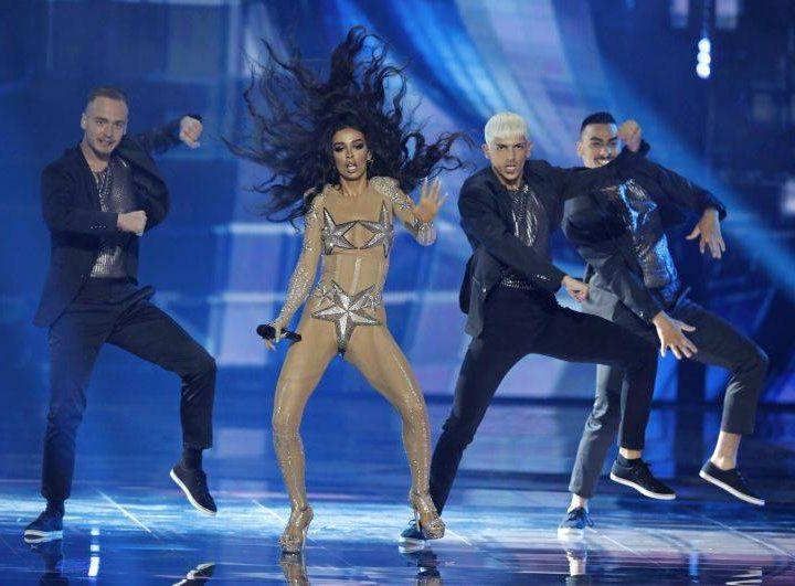 Η καυτή εμφάνιση της Ελένης Φουρέιρα στη σκηνή της Eurovision – News.gr