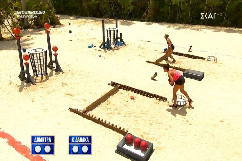 Στον μεγάλο τελικό του Survivor η Κατερίνα Δαλάκα – News.gr
