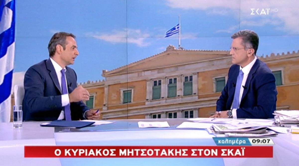Η τηλεθέαση του Γιώργου Αυτιά με τον Κυριάκο Μητσοτάκη – News.gr