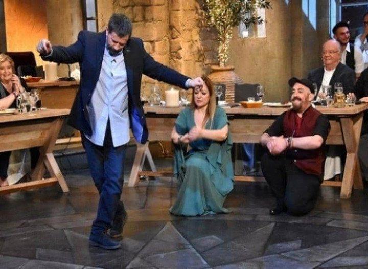 Σκληρή κόντρα για την τηλεθέαση μεταξύ Σπύρου Παπαδόπουλου και της ταινίας «Μόνος στο σπίτι 2»