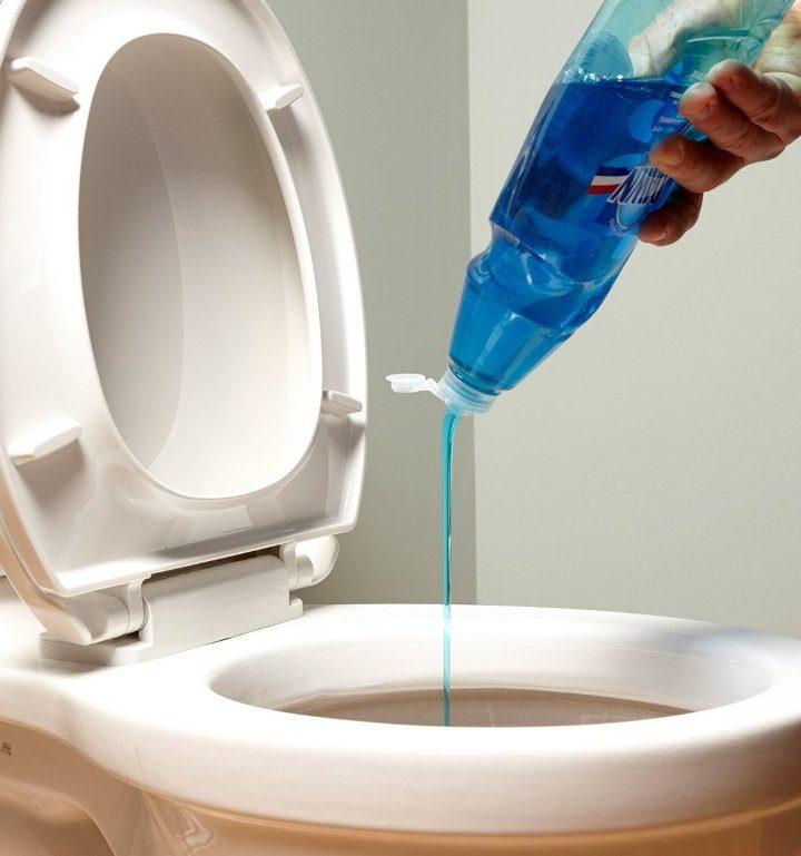 Λόγοι αποφυγής χρήσης χημικών αποφρακτικών καθαριστικών