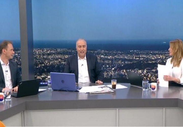 Χωρίς τον Γιώργο Παπαδάκη σήμερα το «Καλημέρα Ελλάδα» – Τι συνέβη στον παρουσιαστή