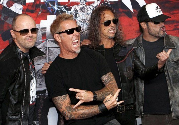 Οι Metallica δώρισαν 350.000 για την αντιμετώπιση του κοροναϊού – News.gr
